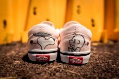 Peanuts x Vans Classic Slip-On Smack VN0A32QJOQV -5