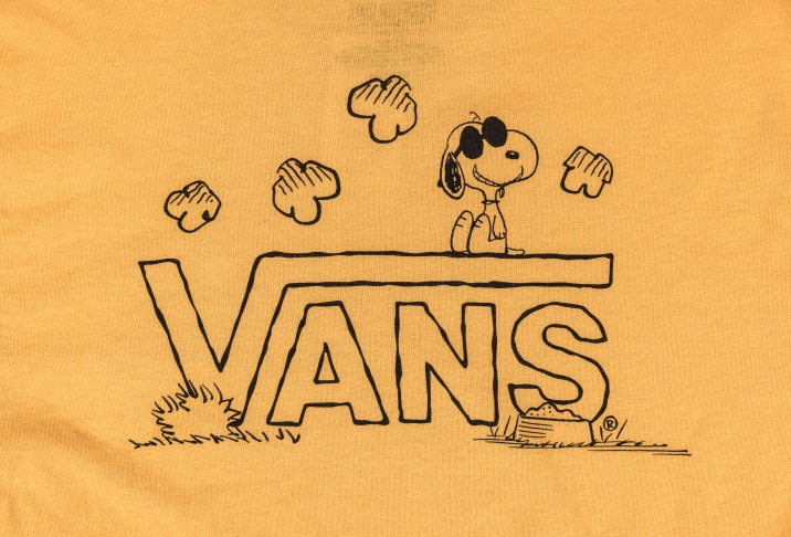 Peanuts x Vans Joe Cool Tee-4