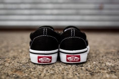 Vans infant Classic Slip-On VN000EX8BLK-5