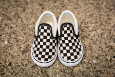 Vans infant Classic Slip-On VN000EX8BWW-4