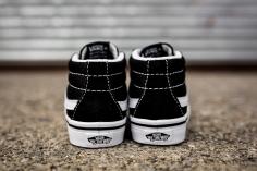 Vans infant SK8-Mid Reissue V vn00018w6bt-5