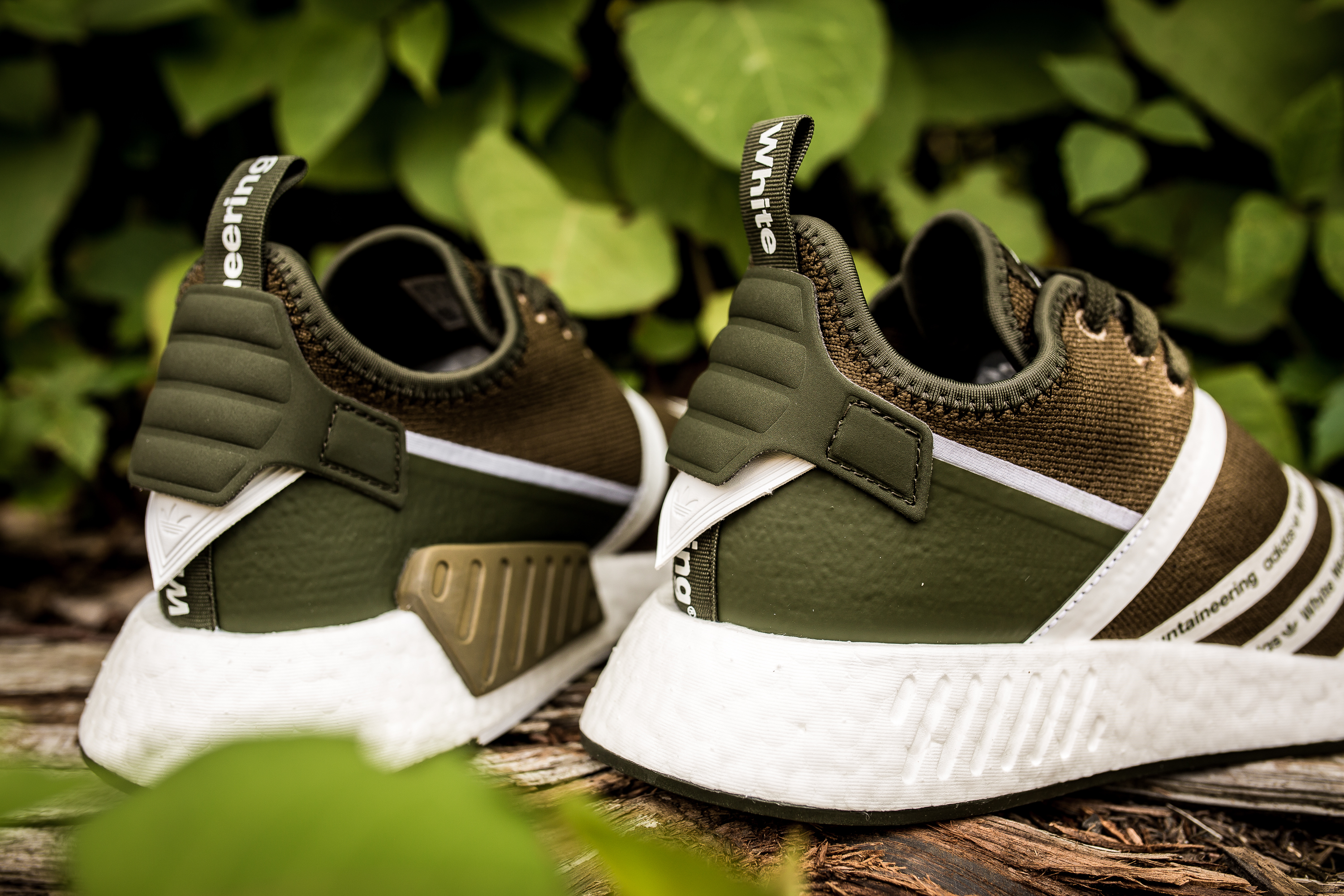 Packer Shoes X Adidas Nmd