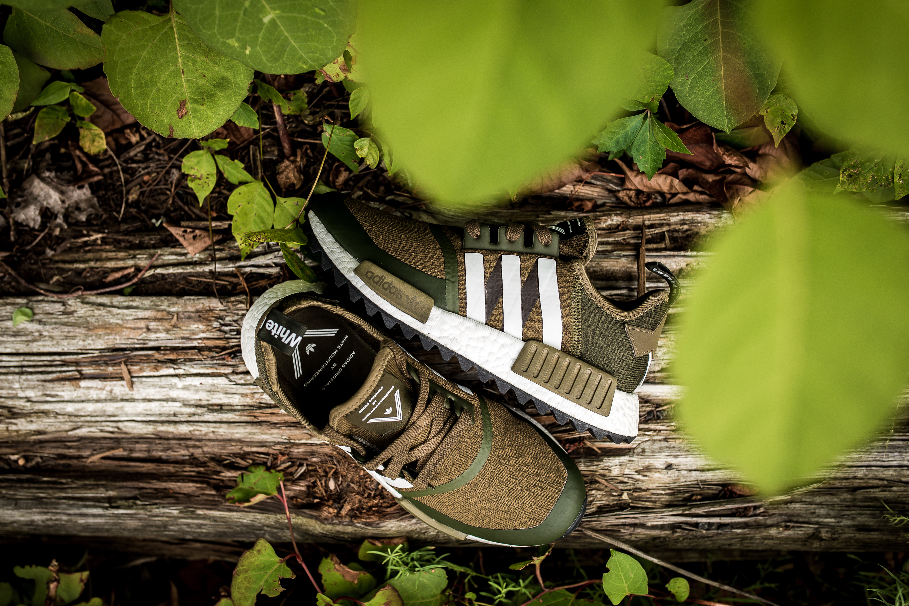 Adidas NMD R1 Runner Core Black Cargo Trail Ba 7251 Size Men 6