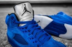 Air Jordan 5 'Blue Suede' 136027 401-9