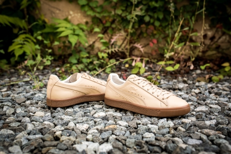 Naturel x Puma Clyde Veg 364451 01-9