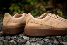 Naturel x Puma Platform Veg Tan wn's 364457 01-6
