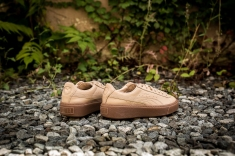 Naturel x Puma Platform Veg Tan wn's 364457 01-7
