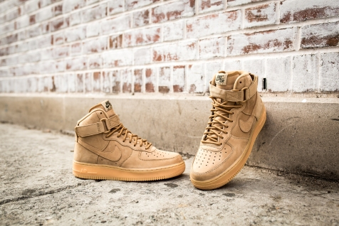 Air Force 1 High '07 LV8 WB 'Flax' 882096 200-11