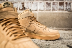 Air Force 1 High '07 LV8 WB 'Flax' 882096 200-13