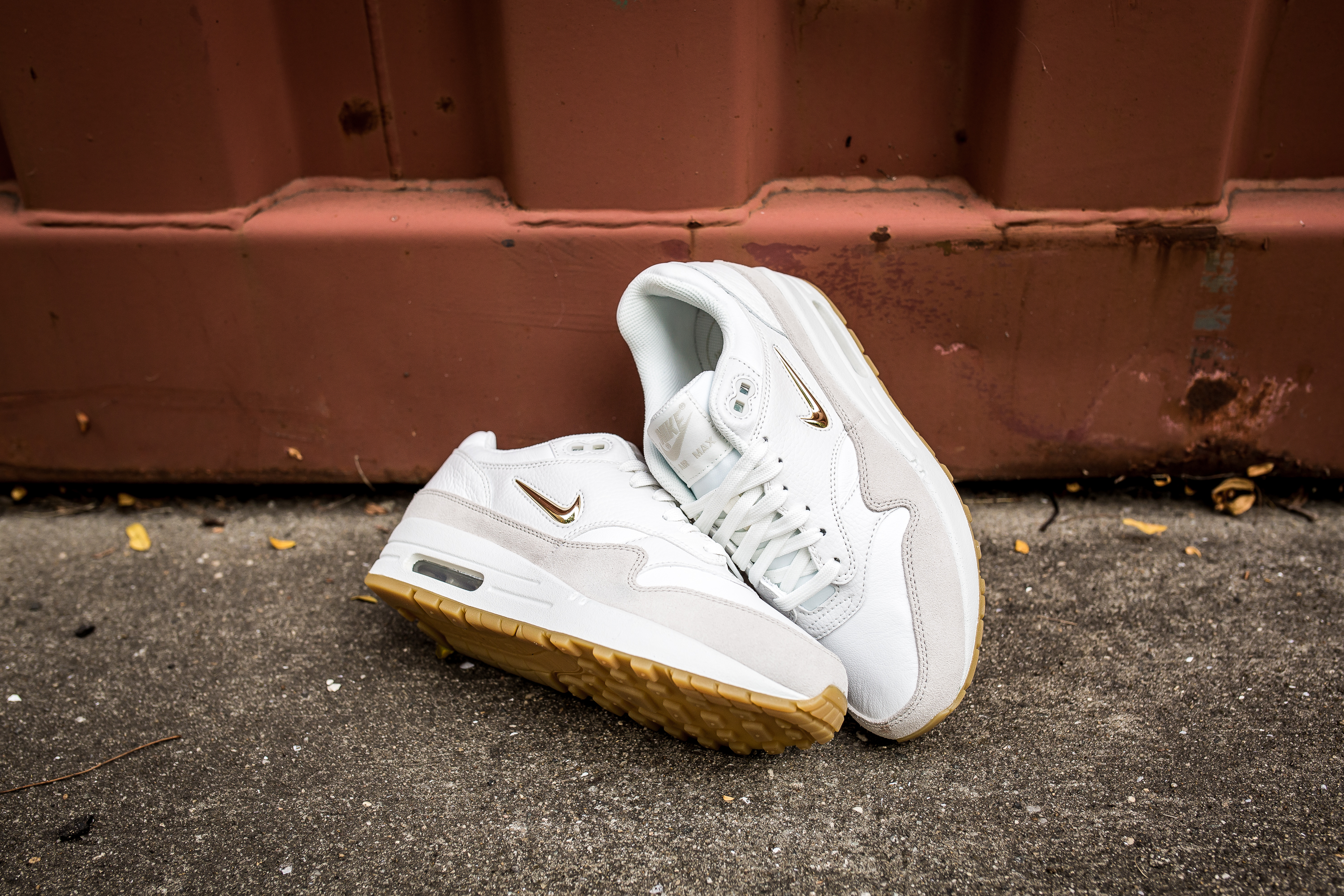 Nike WMNS Air Max 1 Premium SC Jewel Summit White