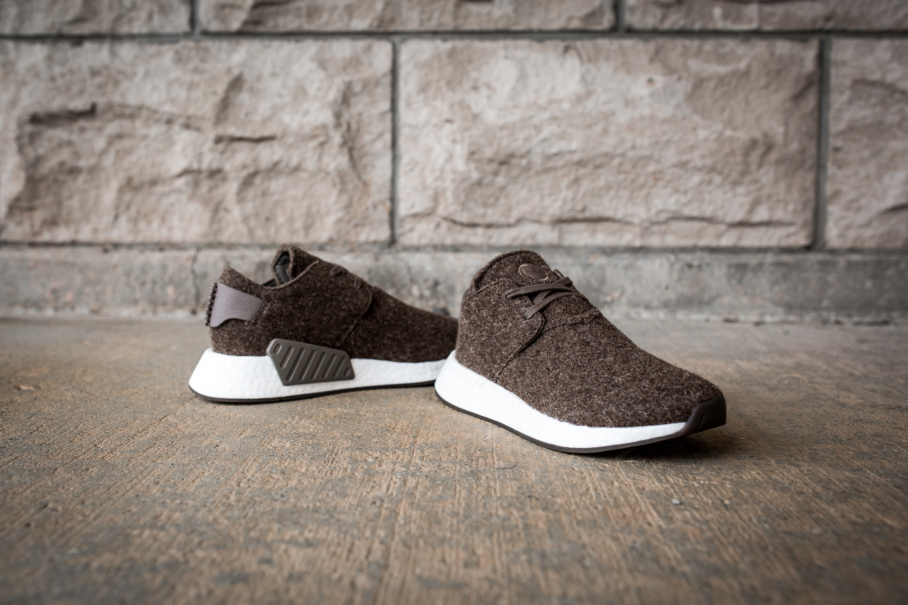 d3dddae4b ... sells Wings + Horns x adidas Originals FallWinter 17 Collection –  PACKER SHOES ...