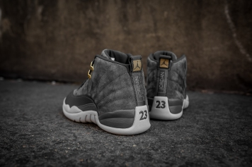 Air Jordan 12 Retro 'Dark Grey' 130690 005-7