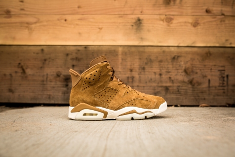 Air Jordan 6 Retro 'Wheat pack' 384664 705-2