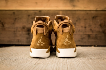 Air Jordan 6 Retro 'Wheat pack' 384664 705-5