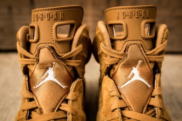 Air Jordan 6 Retro 'Wheat pack' 384664 705-6