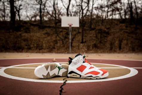 Air Jordan 6 Retro 'Gatorade' 384664 145-8