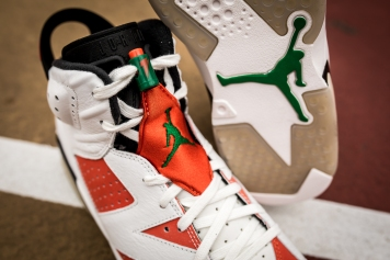 Air Jordan 6 Retro 'Gatorade' 384664 145-9