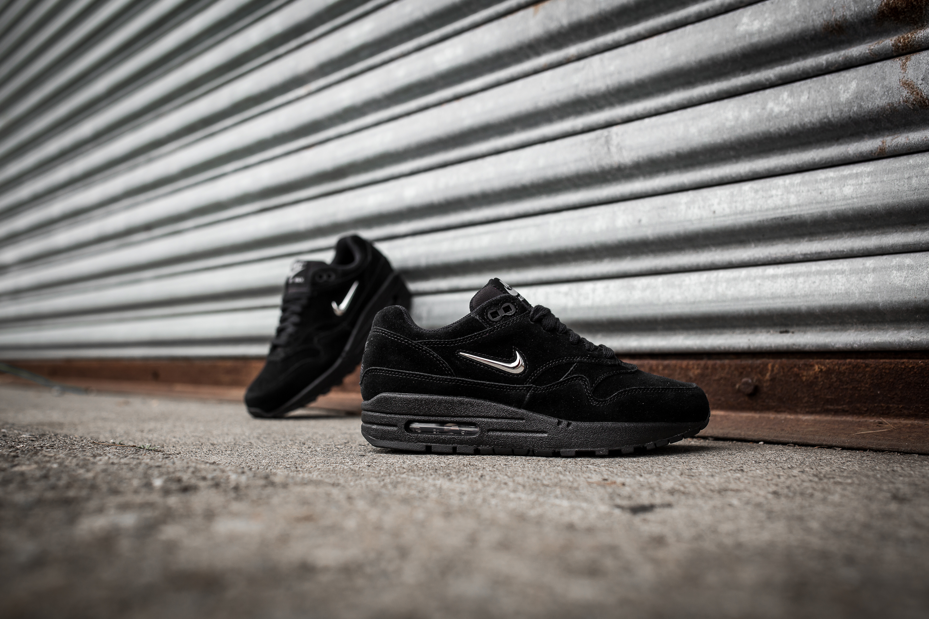 order 90604 nike air max 1 sc jewel Noir chrome 50ded