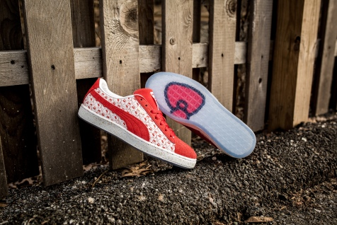 Hello Kitty x Puma Suede 366306 01-11
