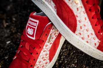 Hello Kitty x Puma Suede 366306 01-8