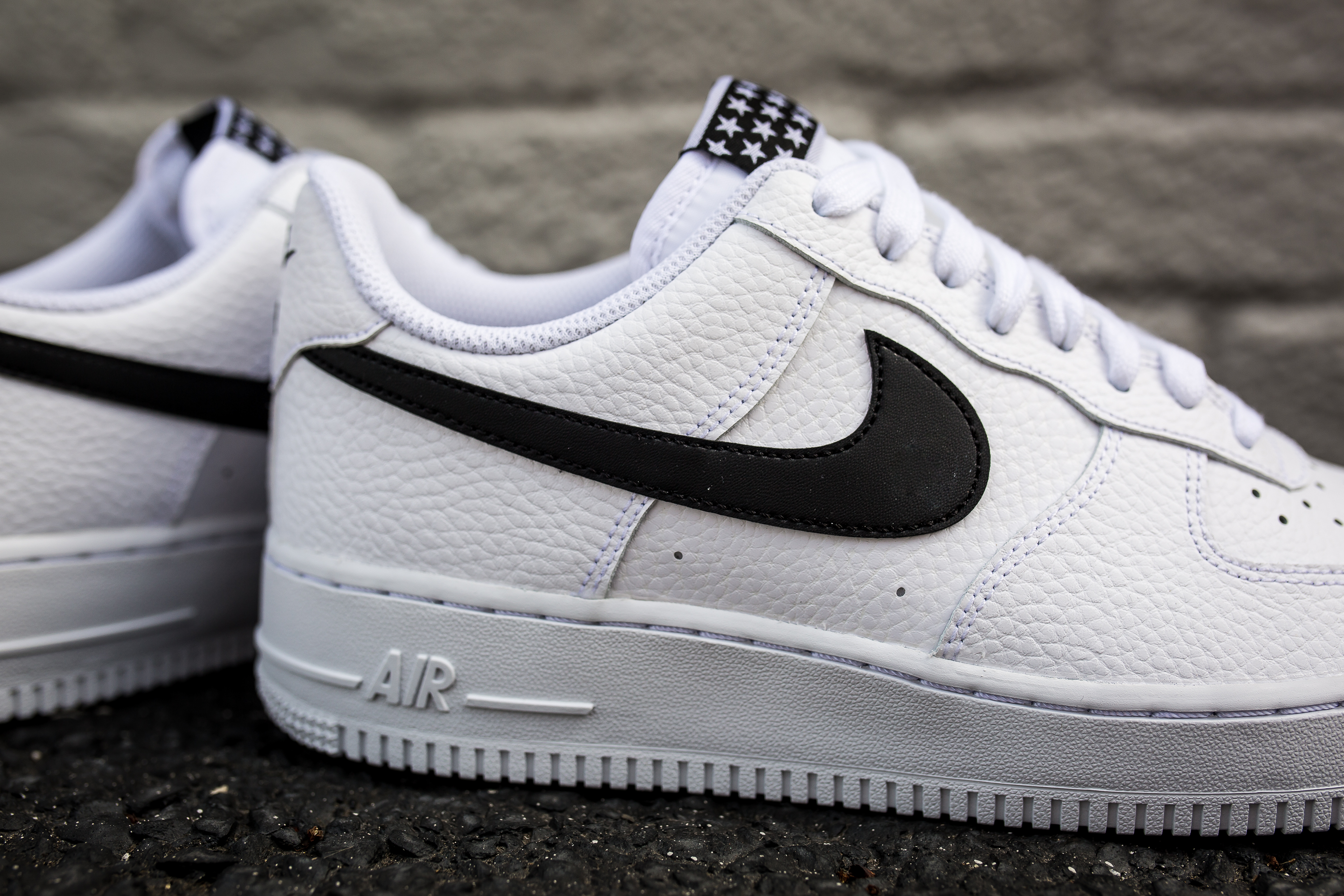 nike april 2018 air force 1 delivery packer shoes. Black Bedroom Furniture Sets. Home Design Ideas