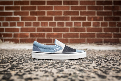 Vans Classic Slip On Patchwork VN0A38F7Q9H -2