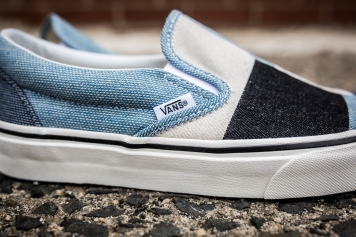Vans Classic Slip On Patchwork VN0A38F7Q9H -6