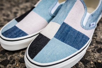 Vans Classic Slip On Patchwork VN0A38F7Q9H -7