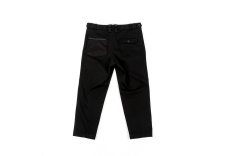 Y-3 Cropped Slim Pant DN8814 back