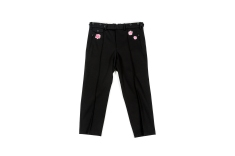Y-3 Cropped Slim Pant DN8814 front