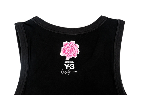 Y-3 Sateen Mix Tank DN8820-3