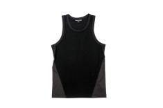 Y-3 Sateen Mix Tank DN8820 front