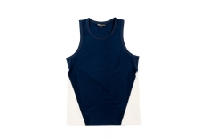 Y-3 Sateen Mix Tank DN8821 front