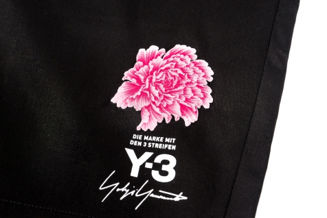 Y-3 Sateen Shorts DN8826-2