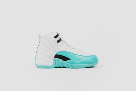 Air Jordan 12 Retro GS 510815 100-2