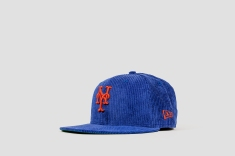 New Era x Packer Mets Curdoroy angle