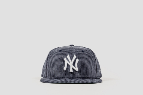 New Era x Packer Yankee Curdoroy front