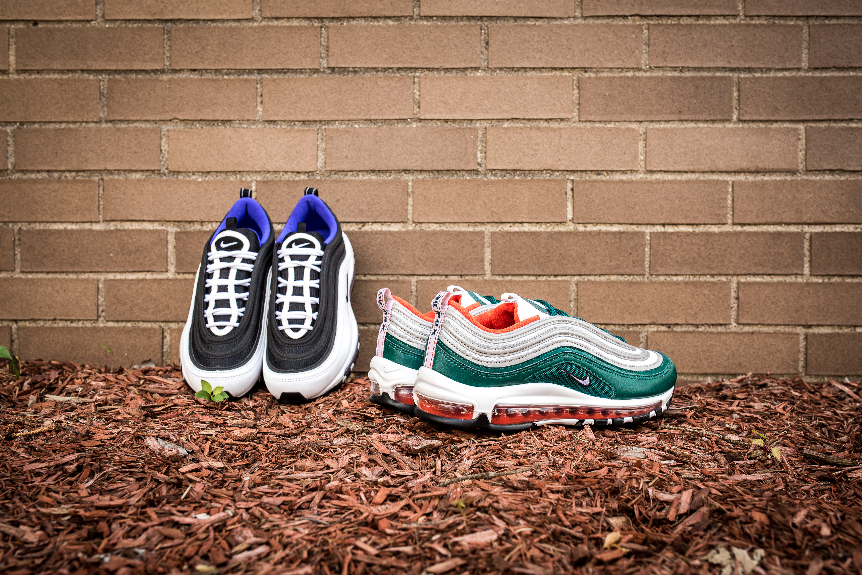 new arrival 1a2f1 968f7 australia nike air max 97 green orange b3196 b40c3