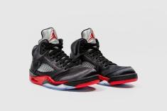Air Jordan 5 Retro 136027 006 angle