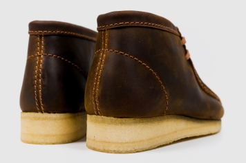 Clarks Wallabee Beeswax 34196-7