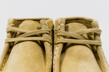 Clarks Wallabee Maple Suede 33283-6