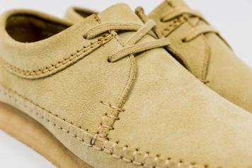 Clarks Weaver Maple Suede 33285-6