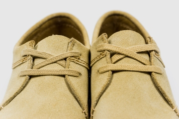 Clarks Weaver Maple Suede 33285-7