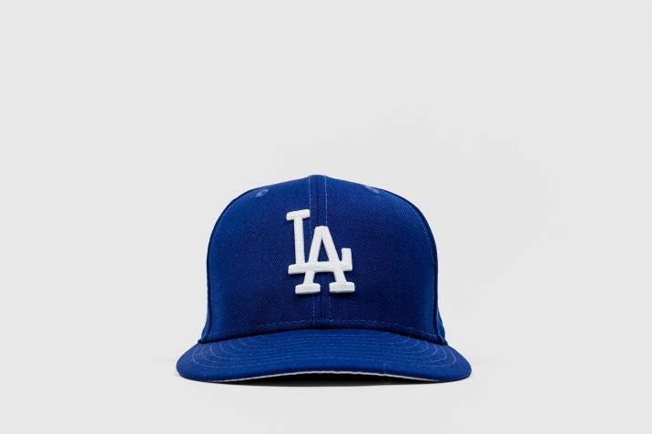 New Era x Swarovski LA Dodgers front
