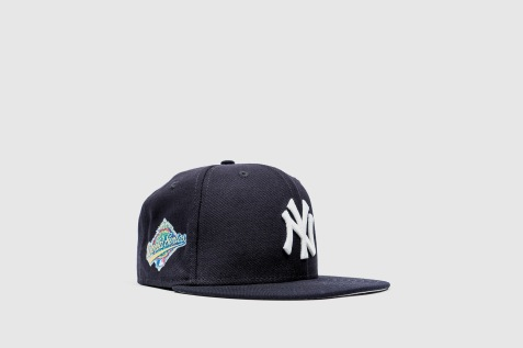 New Era x Swarovski NY Yankees angle