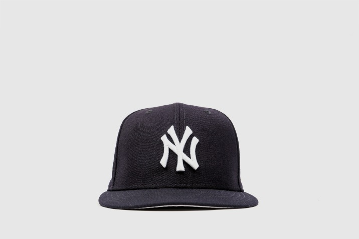 New Era x Swarovski NY Yankees front
