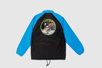 Vans x NASA jacket back