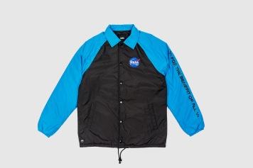 Vans x NASA jacket front